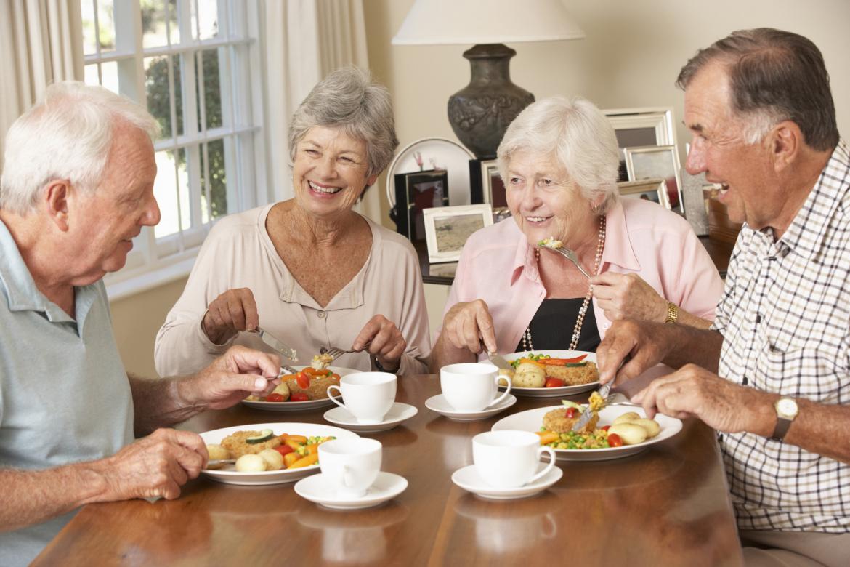 Последствия неправильного питания для пожилых людей